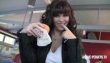 Aische Pervers – Blowjob bei McDonalds