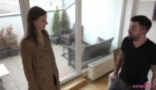 sexyRia als geile Immobilienmaklerin