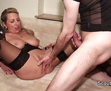 Bijenny – AO Sexdate mit einem Fan
