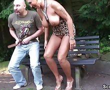 Bijenny – Spontanes Sexdate im Stadtpark