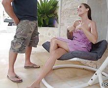 Eva Lopezzz – Fanfick am Hotelpool