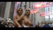 Kada Love- Dreier auf der Venus Sexmesse