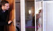 MilaElaine – Vom Stiefbruder unter der Dusche gefickt