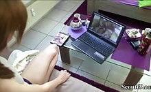 AnnyAurora – Neuer Stiefbruder ist Pornodarsteller