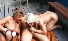 Nadja Summer trifft sich mit einem Swingerpaar