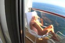 CandyXS – Urlaubsfick in der Schiffskabine