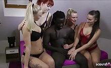 Dirty Tina, Anny Aurora, Lara Cumkitten Reverse Gangbang
