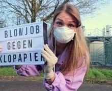 Fiona Fuchs – Coronakrise und kein Klopapier mehr