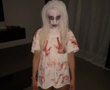 Taiga LaLoca – Halloween Blowjob